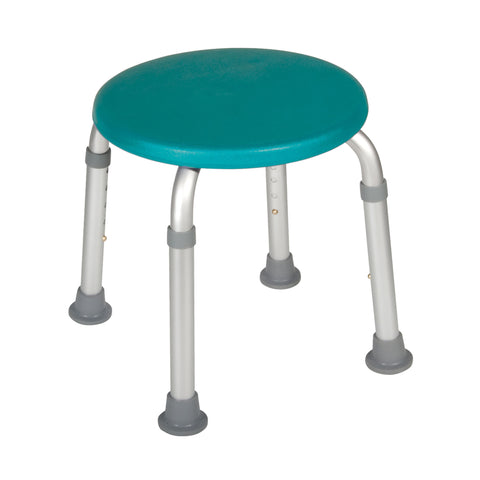 Adjustable Height Bath Stool by Drive Medical
