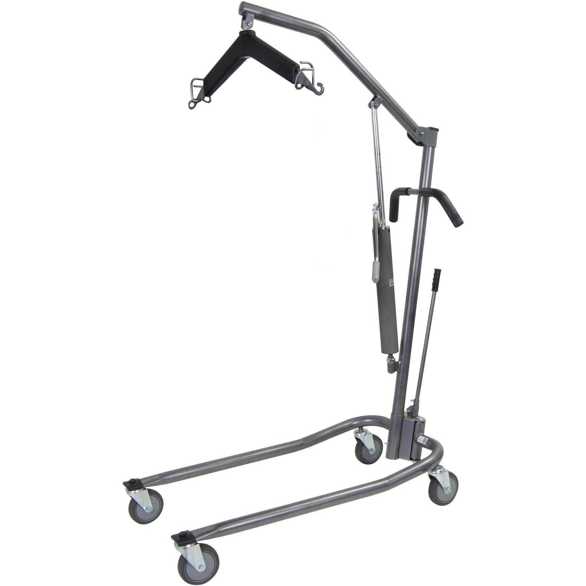 Hydraulic patient lift with six point cradle csa medical for Mineral wool pipe insulation weight per foot