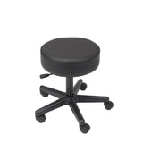 Padded Seat Revolving Pneumatic Adjustable Height Stool