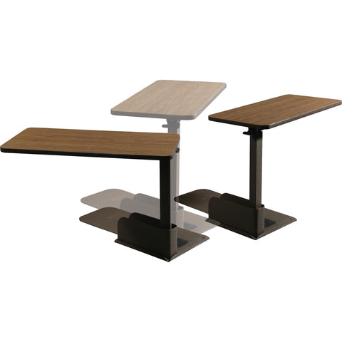 Drive Medical Deluxe Seat Lift Chair Table