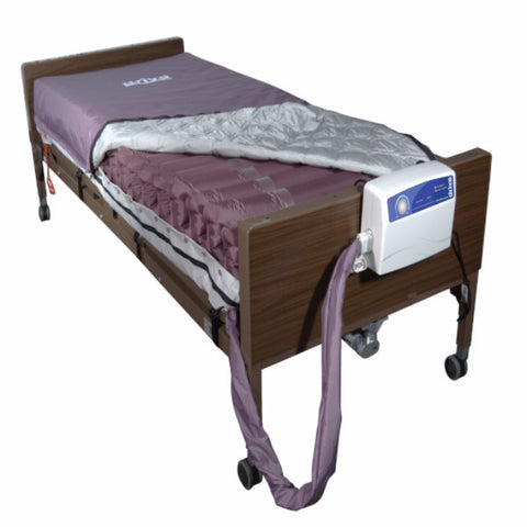 Med Aire Low Air Loss Mattress Replacement System with Alternating Pressure - CSA Medical Supply