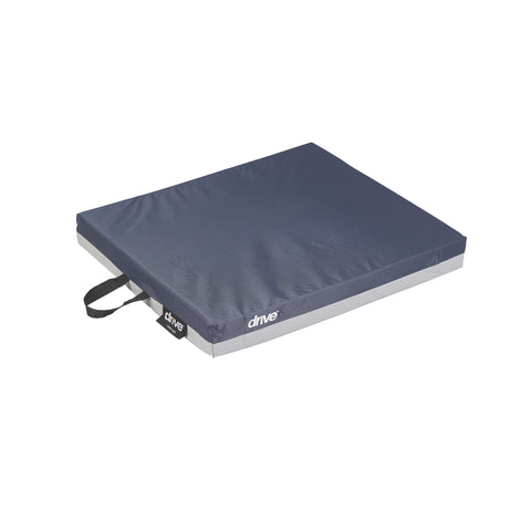 Drive Medical Gel Foam Wheelchair Seat Cushion - CSA Medical Supply