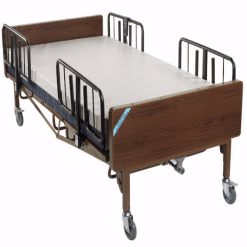 Drive Medical Full Electric Heavy Duty Bariatric Hospital Bed - CSA Medical Supply