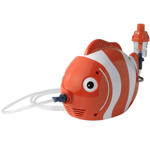 Fish Pediatric Compressor Nebulizer - CSA Medical Supply