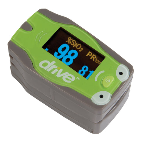 Pediatric Pulse Oximeter by Drive Medical - CSA Medical Supply