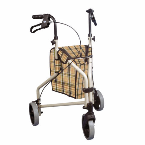 Winnie Lite Supreme 3 Wheel Walker Rollator - CSA Medical Supply