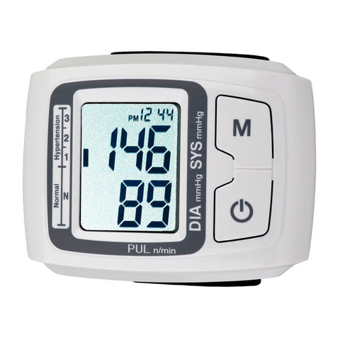 American Heart-Tech  Wrist Blood Pressure Monitor - CSA Medical Supply