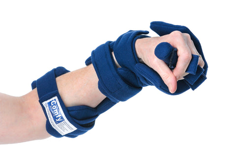 Comfy Splints Adjustable Cone Hand Support