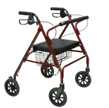 Go-Lite Bariatric Steel Rollator Replacement Parts