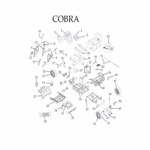 Cobra GT4 Replacement Parts
