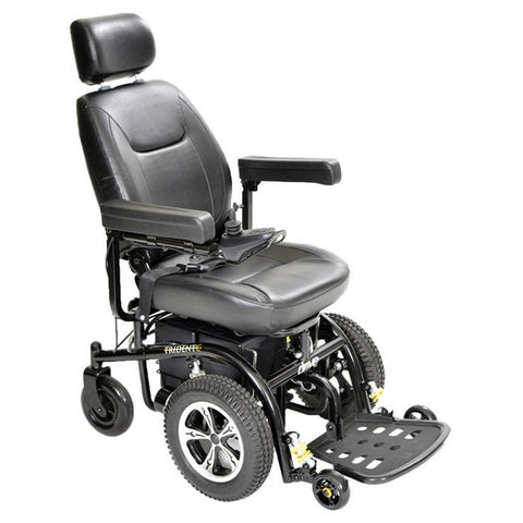 Drive Medical Trident Front Wheel Drive Power Chair - CSA Medical Supply