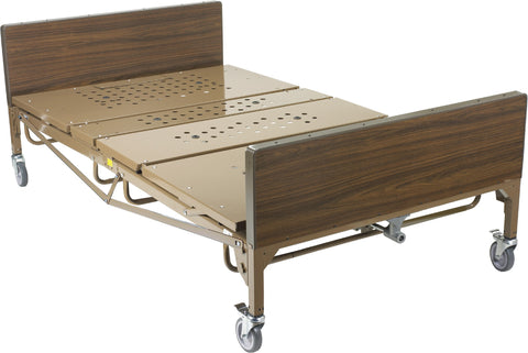 Full-Electric Bariatric Bed, 48 Replacement Parts