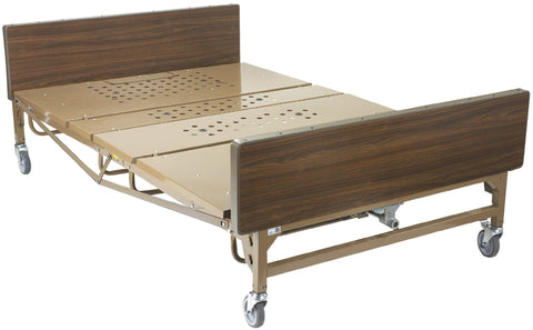 Full-Electric Bariatric Bed, 54 Replacement Parts
