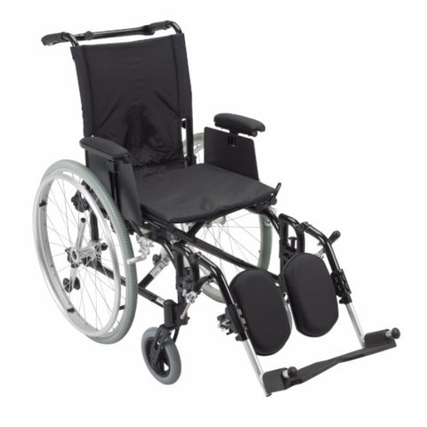 Cougar Ultra Lightweight Rehab Wheelchair - CSA Medical Supply