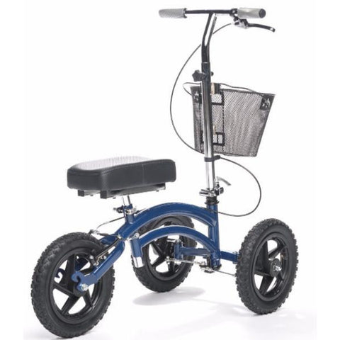 All Terrain KneeRover Steerable Knee Walker/Scooter