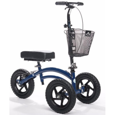All Terrain KneeRover Steerable Knee Walker/Scooter - CSA Medical Supply