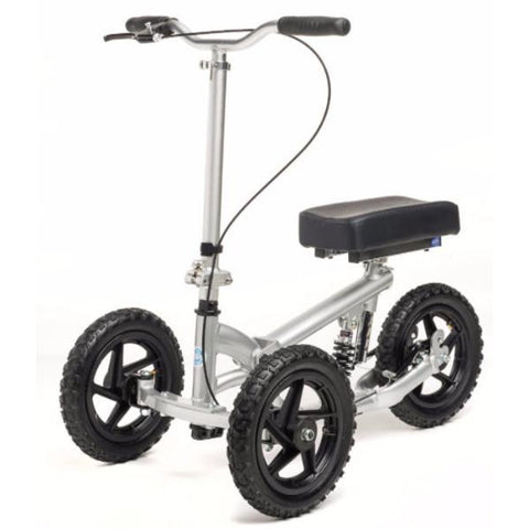 All Terrain KneeRover Pro Steerable Knee Walker - CSA Medical Supply