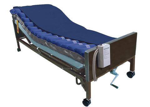 "Drive Medical Alternating Pressure Mattress System 8"" - CSA Medical Supply"