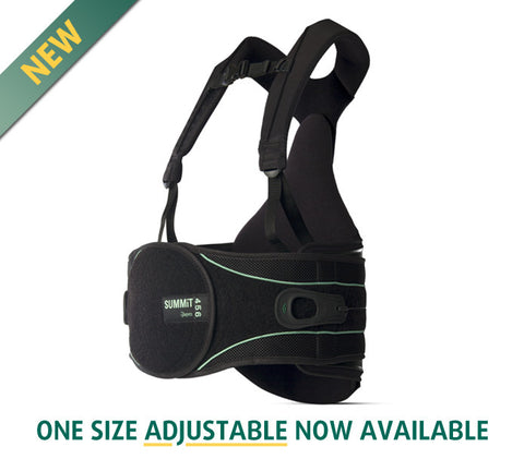 Aspen Summit 456 LSO Back Brace (One Size Adjustable) - CSA Medical Supply
