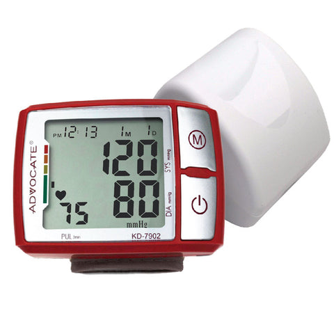 Advocate Wrist Blood Pressure Monitor - CSA Medical Supply