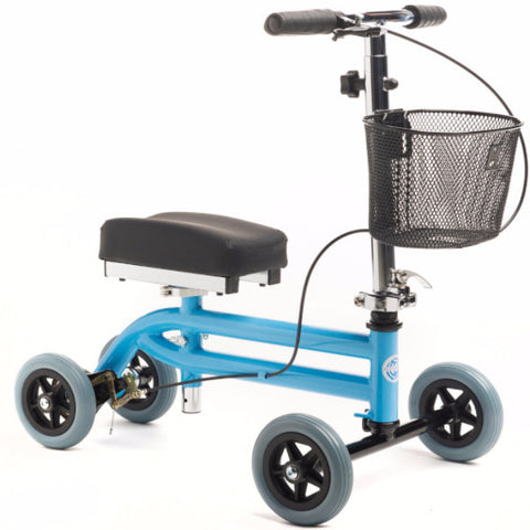 Kids Lightweight Steerable Knee Scooter - CSA Medical Supply