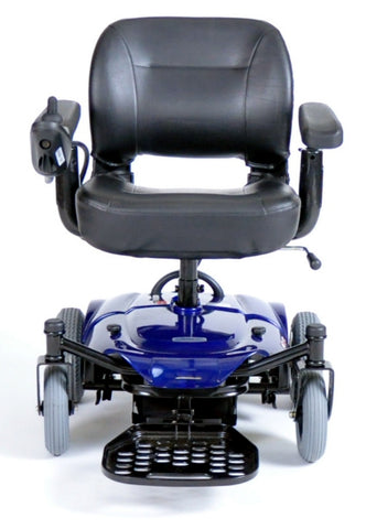 Cobalt Travel Power Wheelchair