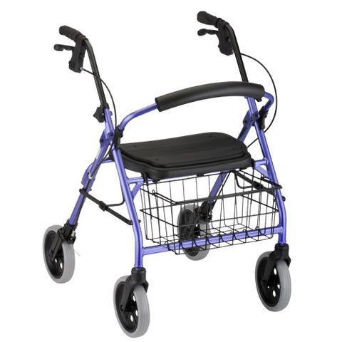Cruiser Deluxe Rolling Walker - CSA Medical Supply