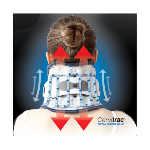 DDS Cervitrac Cervical Traction Collar