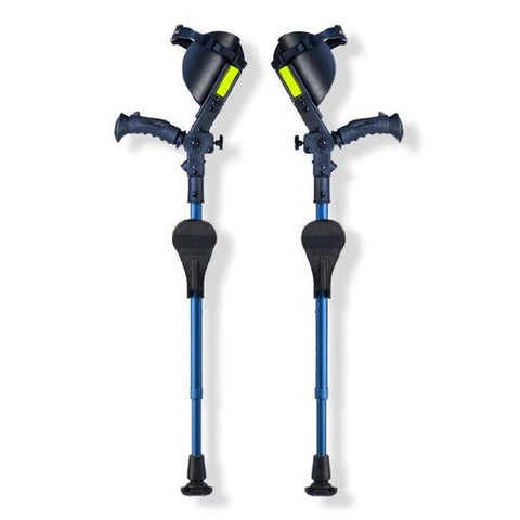 Ergobaum Junior Crutches