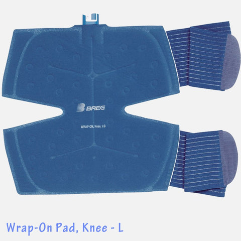 Breg WrapOn Polar Pads For Cold Therapy Unit