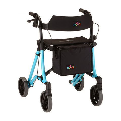 Forte 20 Rolling Walker - CSA Medical Supply