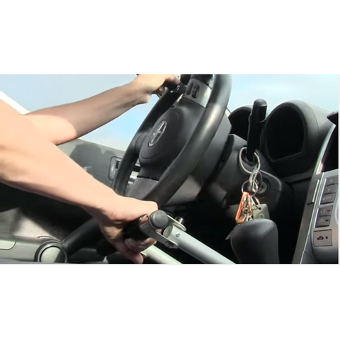Freedom Staff Portable Driving Hand Controls