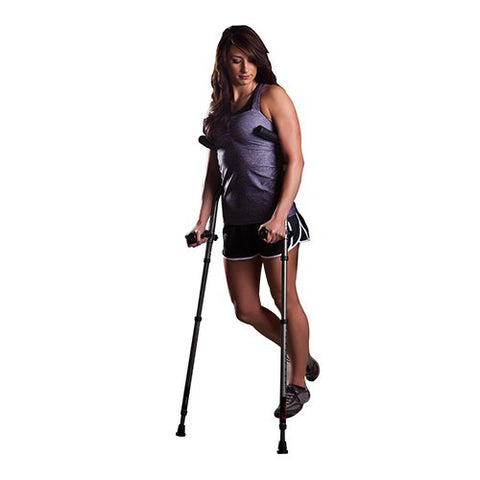 In Motion Pro Crutch - CSA Medical Supply