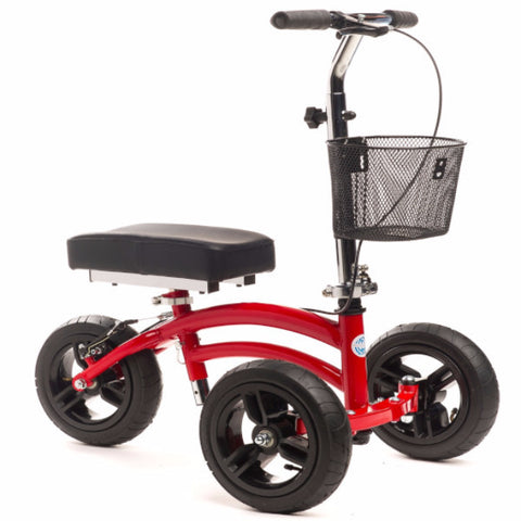 All Terrain KneeRover Jr Steerable Knee Walker