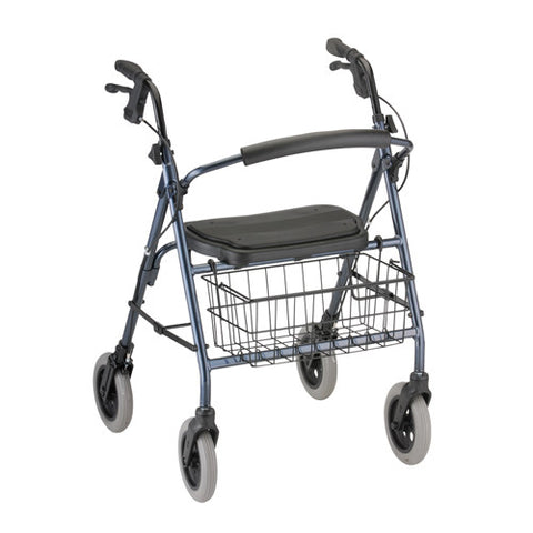 Mack Heavy Duty Rolling Walker - CSA Medical Supply
