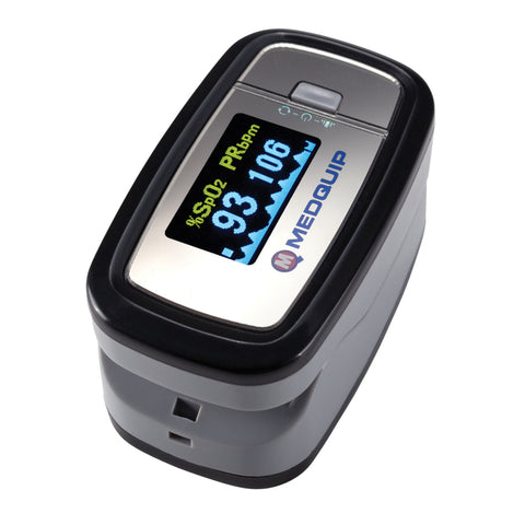 View SPO2 Deluxe Pulse Oximeter