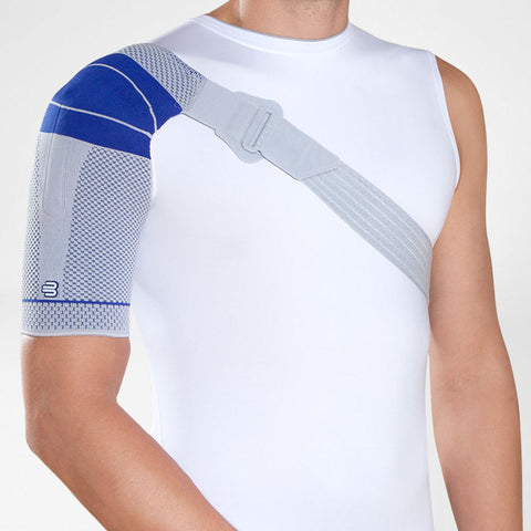 Bauerfeind OmoTrainS Shoulder Support - CSA Medical Supply