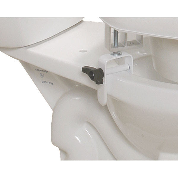 Pleasant Drive Medical Padded Raised Toilet Seat Riser Csa Medical Pdpeps Interior Chair Design Pdpepsorg