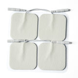 Replacement Pigtail Electrode Pads For Tens Unit/Electronic Muscle Stimulator