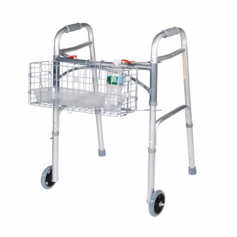Drive Medical Folding Walker Basket - CSA Medical Supply