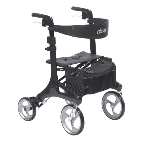 Nitro Elite CF Luxury Rollator - CSA Medical Supply