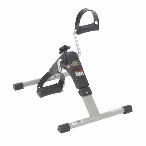 Folding Exercise Peddler with Electronic Display by Drive Medical