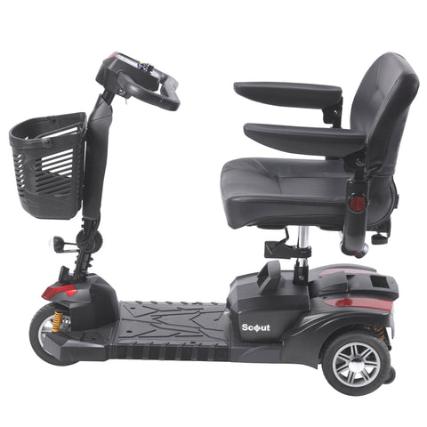 Drive Medical Scout DST 3 Wheel Power Scooter