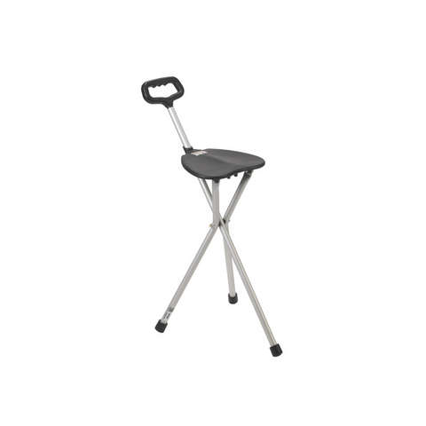 Folding Lightweight Cane Seat by Drive Medical