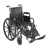 Silver Sport 2 Wheelchair, Detachable Desk Arms