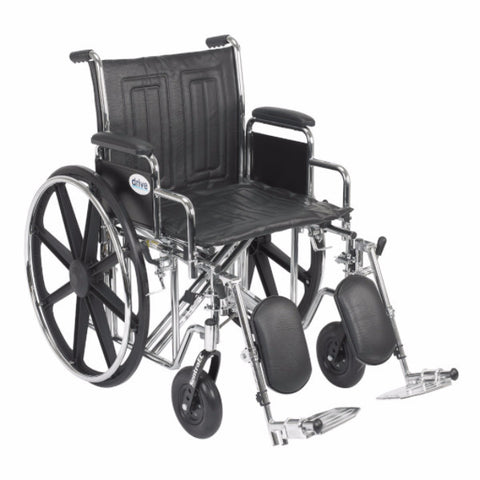 Sentra EC Heavy Duty Wheelchair - CSA Medical Supply