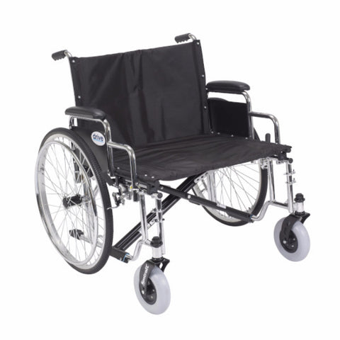 Sentra EC Heavy Duty Extra Wide Wheelchair - CSA Medical Supply