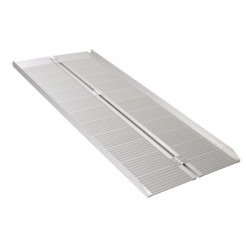 Drive Medical Portable Wheelchair Ramp With Carry Handle