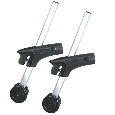 Anti Tippers with Wheels for Cougar Wheelchairs - CSA Medical Supply