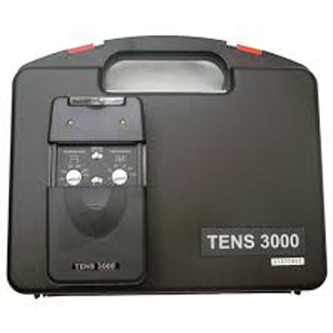TENS 3000 TENS Device Plus Accessories